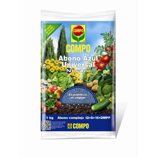 ABONO PLANT SOLIDO COMPO NOVATEC UNIV 2204002011 1 KG