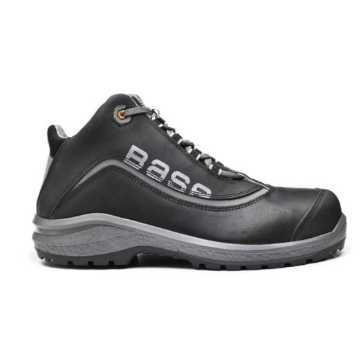 BOTA SEG  T43 S3 PU/PL NO MET BE-FREE TOP PIEL ENGR. NEG/GR BASE