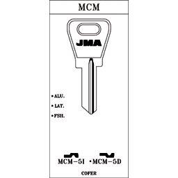 LLAVE CILINDRO EN BRUTO JMA AC MCM-5D