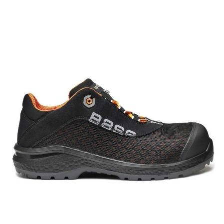 ZAPATO SEG T40 S1P DEP PU/PL NO MET BE-FIT MICROF NE/NA BASE